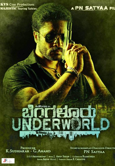 Download Bangalore Underworld (2017) Kannada - 720p - HDRip - x264 - 1 4GB Torrent