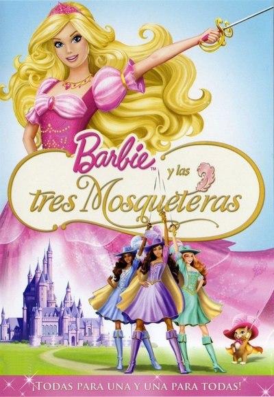 Barbie and the Three Musketeers (2009) HD Movie - barbieisbarbie