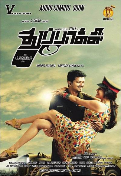 Thuppakki (2012) Watch Full Movie Free Online - HindiMovies.to