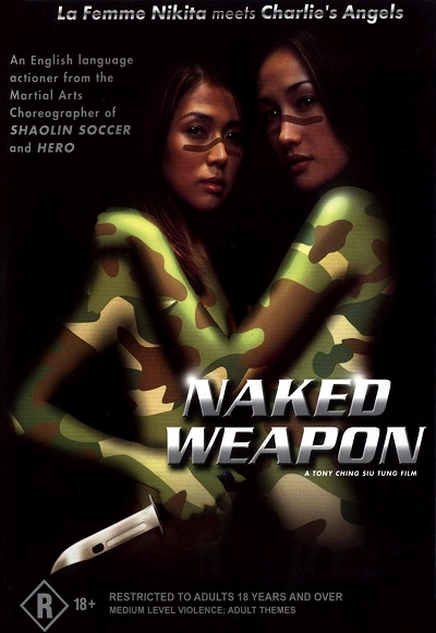 Intro Fight Scene - Naked Weapon | English Movies 2019