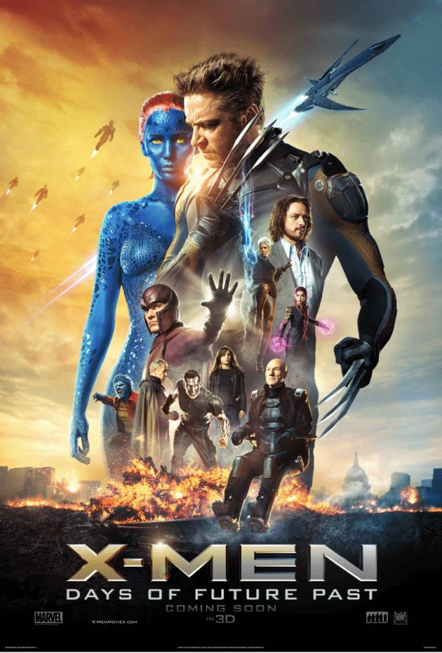 X-Men – Days of Future Past (2014) (In Hindi) Watch Full ...