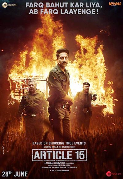 Article 15 2019 Watch Full Movie Free Online