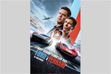 Ford v Ferrari (2019) Watch Full Movie Free Online - HindiMovies.to