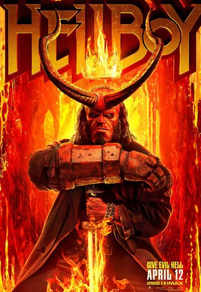 New Hindi Movei 2018 2019 Bolliwood: Hellboy (2019) (In Hindi) Watch Full Movie Free Online