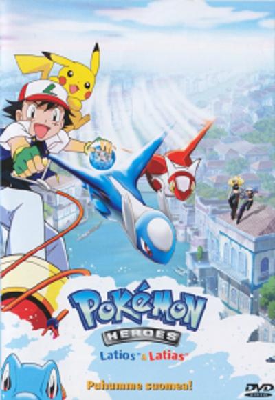 Pokemon Heroes 2002 In Hindi Watch Full Movie Free Online Hindimovies To