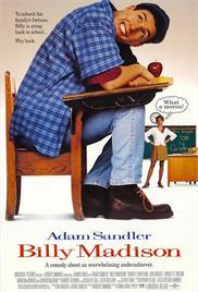 Billy Madison (1995) (In Hindi)