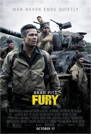Fury (2014) (In Hindi)