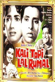 Kali Topi Lal Rumal (1959)