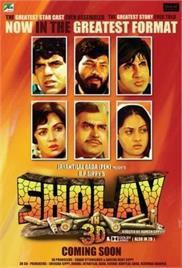 Sholay 3D (2014)