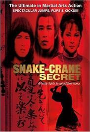Snake – Crane Secret (1976) (In Hindi)
