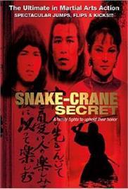 The Secret Of The Snake & The Crane (1976) (Nagin Ka Gupt Mantra) (In Hindi)