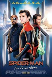 Spider-Man - Far from Home (2019) (In Hindi)