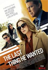 The Last Thing He Wanted (2020) (In Hindi)
